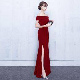 68d1b85986d29 Chinese Modern Cheongsam Evening Dress Online Shopping | Chinese ...