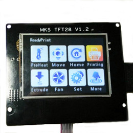 """Touch Printer Canada - Freeshipping 2.8""""MKS TFT28 V1.3 touch screen smart controller Support U disk and SD card for 3D printer"""