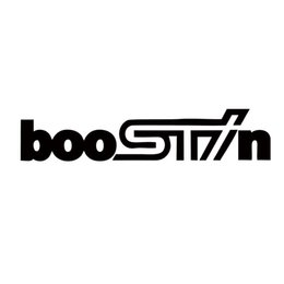 Chinese  New Product For Boostin Wrx Sti Window Sticker Funny Vinyl Decal Drift Jdm Car Styling Accessories Art Decorate manufacturers