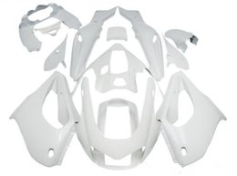 China Three free beautiful gift and new high quality ABS fairing plates for YAMAHA Thunderace YZF1000R 1996-2007 good nice nice all white suppliers