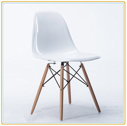 Classic Living Room Furniture Plastic Wood Designer Chair Modern Chairs Home Occasional