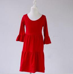 $enCountryForm.capitalKeyWord Canada - new style girls clothing unique baby name images kids cake long sleeve dress