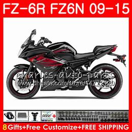 $enCountryForm.capitalKeyWord Australia - Body For YAMAHA FZ6N FZ-6N FZ6R gloss black 2009 2010 2011 2012 2013 2014 2015 82NO55 FZ-6R FZ6 R FZ 6N FZ 6R 09 10 11 12 13 14 15 Fairing