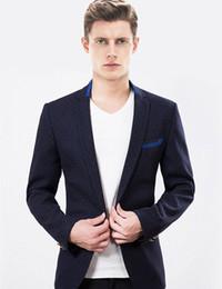 Discount Men Office Blazer | 2017 Men Office Blazer on Sale at ...