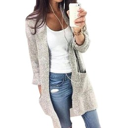 Ladies Gray Cardigan Sweater Suppliers | Best Ladies Gray Cardigan ...