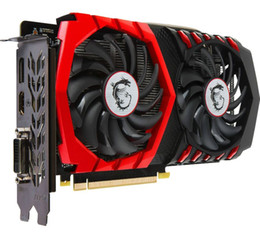 MSI GTX 1050Ti GAMING X 4G 128BIT GDDR5 PCI-E 3.0 Nvidia Geforce GTX 1050 بطاقة الفيديو الرسومية HDMI