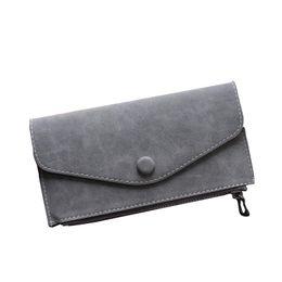 $enCountryForm.capitalKeyWord Canada - Wholesale- Hot sale fashion high capacity women wallets girl casual long clutch zipper phone wallet female  holder leather purse