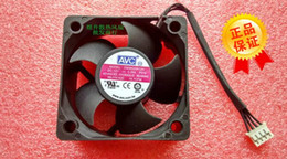 Wire fans online shopping - Original AVC DS05020R12H DC12V A MM wire PWM speed cooling fan