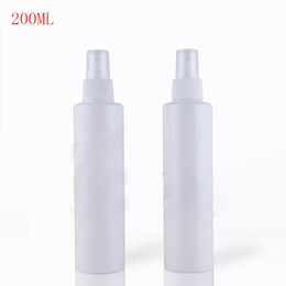 Chinese  40Pcs lot 200ML white empty Plastic Spray Bottle dressing Flowers Water Sprayer Tool fine mist spray bottle manufacturers