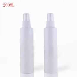 China 40Pcs lot 200ML white empty Plastic Spray Bottle dressing Flowers Water Sprayer Tool fine mist spray bottle suppliers