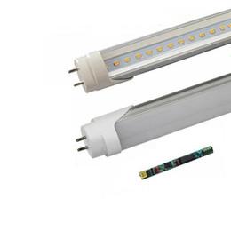 $enCountryForm.capitalKeyWord UK - High quality T8 Led Tube Lights 4ft 18W 22W Led Fluorescent tubes light bulbs warm natural cool White AC85-265V