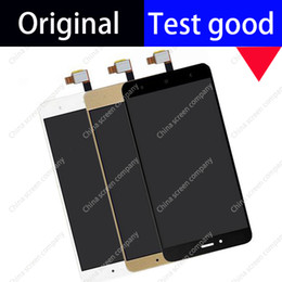 Hongmi redmi note online shopping - inch redmi Note LCD Display Touch Screen Panel Glass Sensor Assembly with Frame For xiaomi redmi Note4 hongmi Note