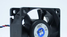 fan 6cm 12v UK - JMC 6025 12V 0.15A 6025-12LS-PW PWM 6cm 3wire cooling fan
