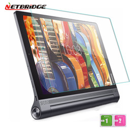 Universal screen protector for inch tablet online shopping - For Lenovo Yoga Tab Pro X5 Z8550 Inch Tempered Glass Tablet PC Film Screen Protector D Edge H Transparent Ultra thin