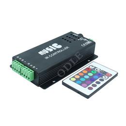 $enCountryForm.capitalKeyWord UK - 12V 24 Keys Wireless IR Remote Control LED Music Sound Control RGB led Controller Dimmer for 3528 5050 RGB LED Strips