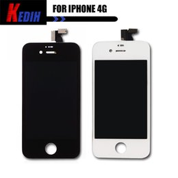 $enCountryForm.capitalKeyWord NZ - Black or White LCD display digitizer assembly screen for Iphone 4 4g 4s touch screen Digitizer Replacement Parts lcd