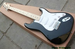 $enCountryForm.capitalKeyWord Canada - Custom Shop Black Electric Guitar Maple Fingerboard High Quality China Guitars HOT