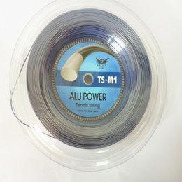 KELIST ALU POWER Argento 1.25mm Tennis String Reel 200m Free PP in Offerta