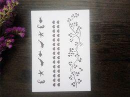 $enCountryForm.capitalKeyWord NZ - DIY white stencils pattern design Masking template For Scrapbooking,cardmaking,painting,DIY cards,T-shirts-border love starfish 201