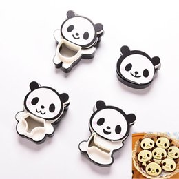 $enCountryForm.capitalKeyWord Canada - 4pcs set bakeware mold Cartoon Panda cookies cutter biscuit mould set baking tools cutter tools cake decoration