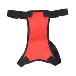 Cloth Dog Harness Collar UK - High Quality No Choke Dog Collar Easy Walk Dog Harness For Car Use
