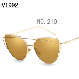 $enCountryForm.capitalKeyWord NZ - sunglasses for women korea oval face men women case side shields china colour glass wholesale brand retro Uv protection support with box new