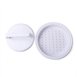 Plastic Pie online shopping - Multifunction Meat Lacquerware Meat Pie Plastic Mold Colourless Tasteless Non Toxic Molds Durable Kitchen Tools As Gifts hp I