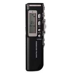 $enCountryForm.capitalKeyWord NZ - Wholesale- New Arrival Mini Voice Activated Digital Audio Voice Recorder 8GB Professional Recordin Music Mp3 Player Voice Recorder