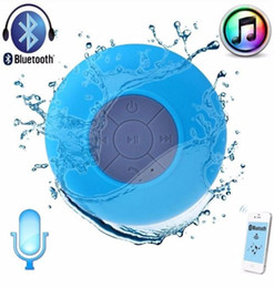 $enCountryForm.capitalKeyWord Australia - New Wireless Bluetooth Speakers Waterproof Anti Fall Dust Belt Sucker Bluetooth Stereo Car Subwoofer Bathroom Mini Speakers