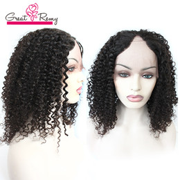 $enCountryForm.capitalKeyWord Canada - u part natural wave wigs Brazilian virgin human hair wigs in full lace wigs for black women unprocessed silk virgin human wig