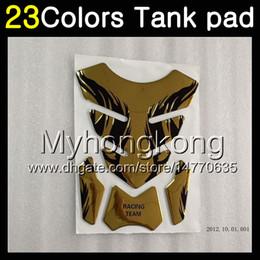 Cap 93 online shopping - 23Colors D Carbon Fiber Gas Tank Pad Protector For HONDA NSR250R MC21 NSR R NSR250 R D Tank Cap Sticker