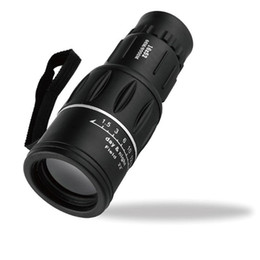 Monocular lens online shopping - 2017 Best Selling DHL Shipping x Dual Focus Zoom Optic Lens Armoring Monocular Telescope Outdoor AP