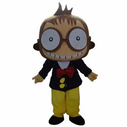 Wholesale monkey cartoon mascot online – ideas New Arrival Big Mouth Monkey Mascot Costume Cartoon Costume