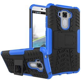 Hard case cover for asus online shopping - For Asus Zenfone Max ZC520TL TPU PC Dual Armor Capa with Stand Hard Silicone Cover For Asus Zenfone Max ZC520TL Phone Case