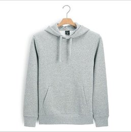 China Coat Xl Canada - 2017 Autumn Winter trade hot sale style men hoodie fleece hooded pullover sweatshirt Men coat wholesale China factory free shipping