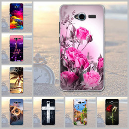 Discount plant gels - Wholesale- Soft TPU Dog Flower Plants Printed Case for ZTE Blade L3 Soft Gel Silicone Back Phone Cover for ZTE Blade L3