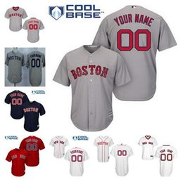 ... Ted Williams Youth Jersey Stitched Mens Womens Youth Kids Custom Boston  Red Sox Customized Navy Blue ... 84480088298