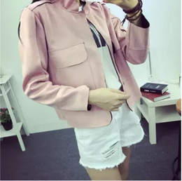 Discount Women Pink Military Jacket | 2017 Women Pink Military ...