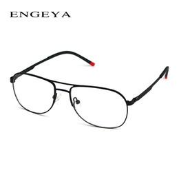 f501d9784cc9 Super Light Eyeglass Frames UK - Wholesale- 2016 ENGEYA Glasses Legs Unique  Design Of Full