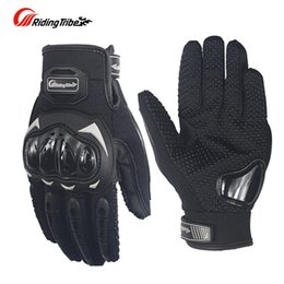 $enCountryForm.capitalKeyWord Canada - Wholesale- Genuine Riding Tribe Moto Motorcycle Gloves Men Women Winter&Summer Gants Luvas Guantes Motocross Protective Gear Racing Gloves