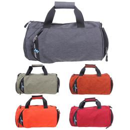 Animal Gym Bag Canada - Waterproof Training Gym Bag Sports Handbag Women  Men Fitness Outdoor Shoulder 64c17e57bd577
