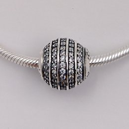 EssEncE stErling silvEr bracElEt online shopping - Confidence Essence Charms Made of Sterling Silver Fit European Style Brand Bracelets Necklaces ALE CZ Beads for Jewelry Making