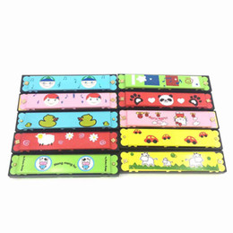 $enCountryForm.capitalKeyWord Canada - Straight metal cartoon for children 16 holes harmonica coloured drawing or pattern Child enlightenment to play Musical Instruments toys