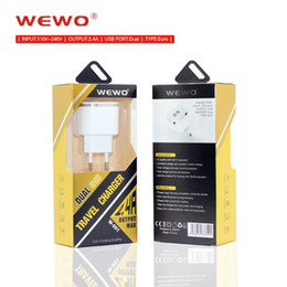 $enCountryForm.capitalKeyWord Australia - WEWO phone battery charger dual usb power bank chargers EU small portable charger for smartphones mobile phones oneplus 5 htc iphone