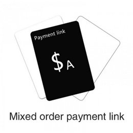 Link de pagamento de ordem mista para cliente antigo IMEDIATAMENTE ENTREGA 001 venda por atacado