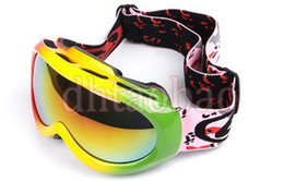 $enCountryForm.capitalKeyWord Canada - Moq=1pcs Children Skiing Motorcycle Goggle Outdoors Sports Sunglasses Windproof Antifog Sphere Lens Glasses 5 Colors Free Shipping