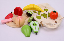 $enCountryForm.capitalKeyWord NZ - New wooden Toy Children's play fruits and vegetables simulation kitchen utensils Baby gifts