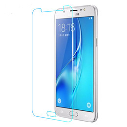Tempered Glasses Samsung Canada - Tempered Glass For Samsung J1 J5 J7 Premium Explosion Proof Anti Shatter Screen Protector Film for samsung J3
