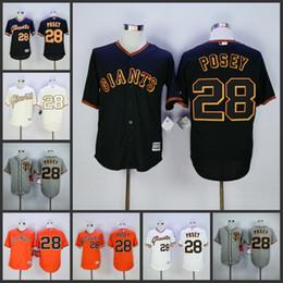 aa339c1a0e7 ... cheap jersey mens san francisco giants 28 buster posey majestic cream  black orange champion 39a3a bf9e6