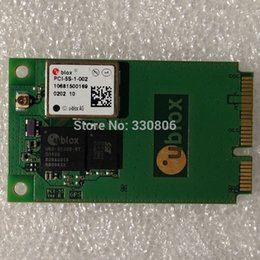 Wholesale Mini Laptop Canada - Wholesale- Ublox PCI-5S GPS PCI-E B39 Mini Wireless GPS Module